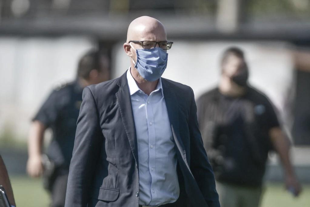 Orfila dejó de ser el DT de Belgrano