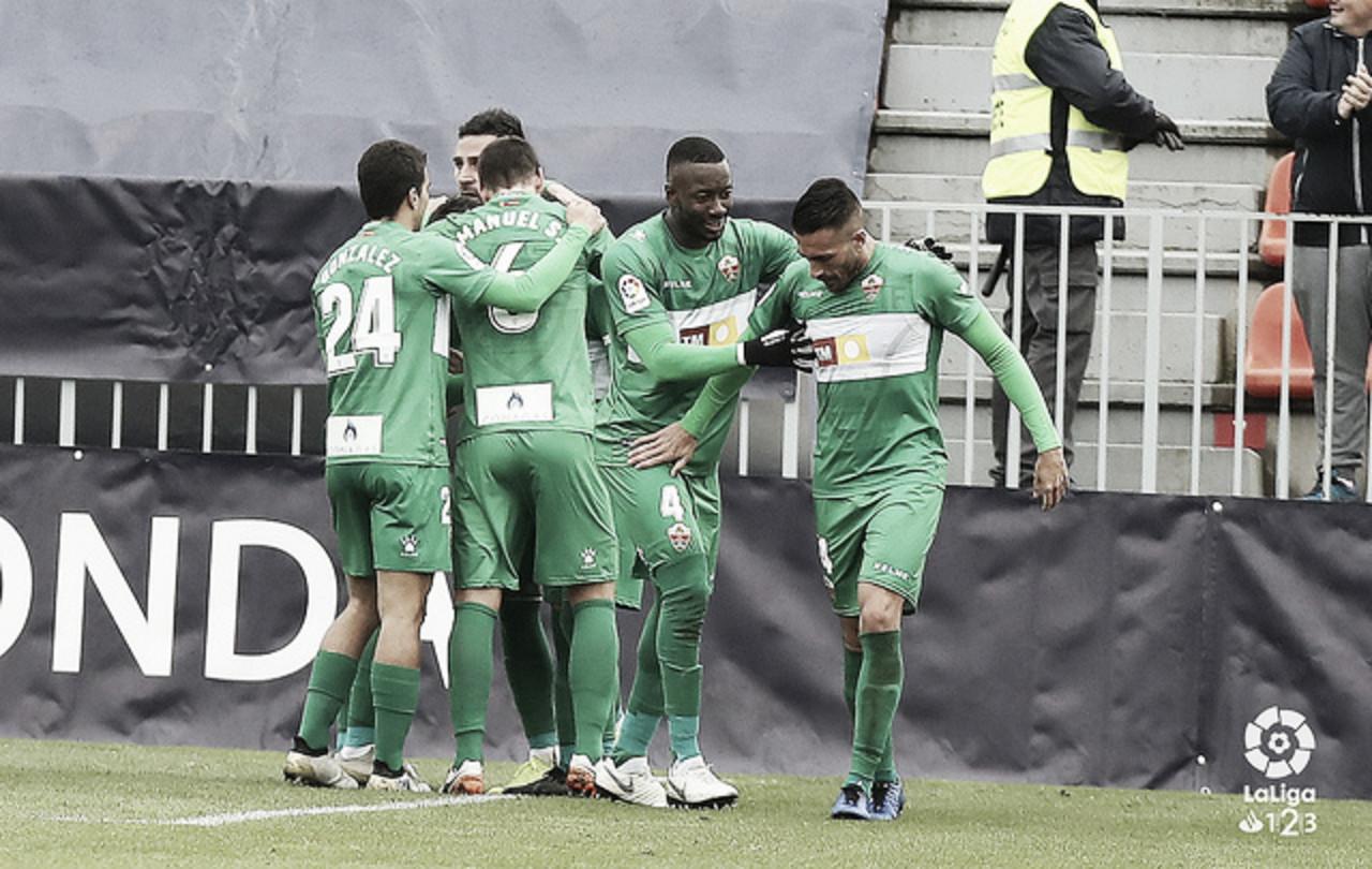 Previa Elche CF – UD Almería: despedir el año con buen sabor de boca