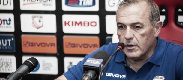 """Il Carpi riabbraccia Castori: """"Sono felice di essere tornato"""""""