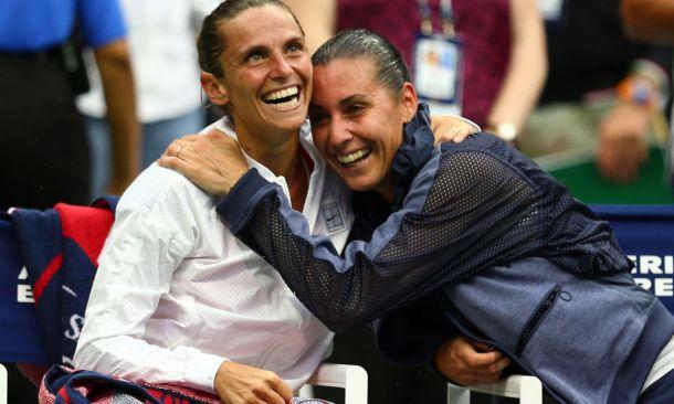 """Pennetta: """"Un'emozione imprevedibile, è il mio ultimo match agli US Open"""""""