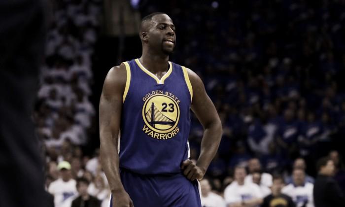 Draymond Green é suspenso pela NBA e desfalca Warriors no quinto jogo das finais