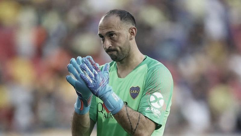 """Marcos Díaz sobre su paso por Boca: """"Demostré que estuve a la altura"""""""