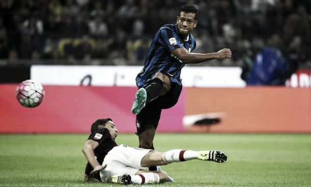 Inter bate AC Milan: Guarín, o 'Quebra-muros', resolve «derby» da Madoninna