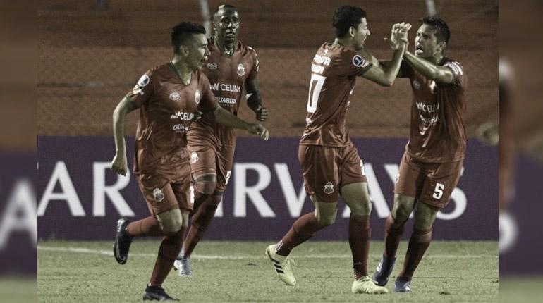 Guabirá sin chances visita a Independiente