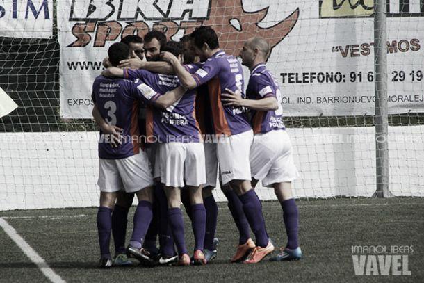 El Guadalajara elimina al Almería B y sigue soñando
