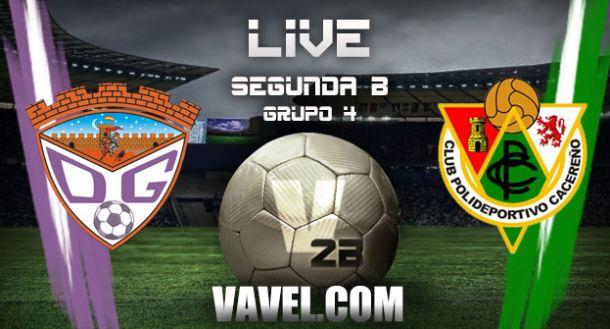 Resultado Guadalajara - Cacereño en Segunda División B 2013 (4-0 ...