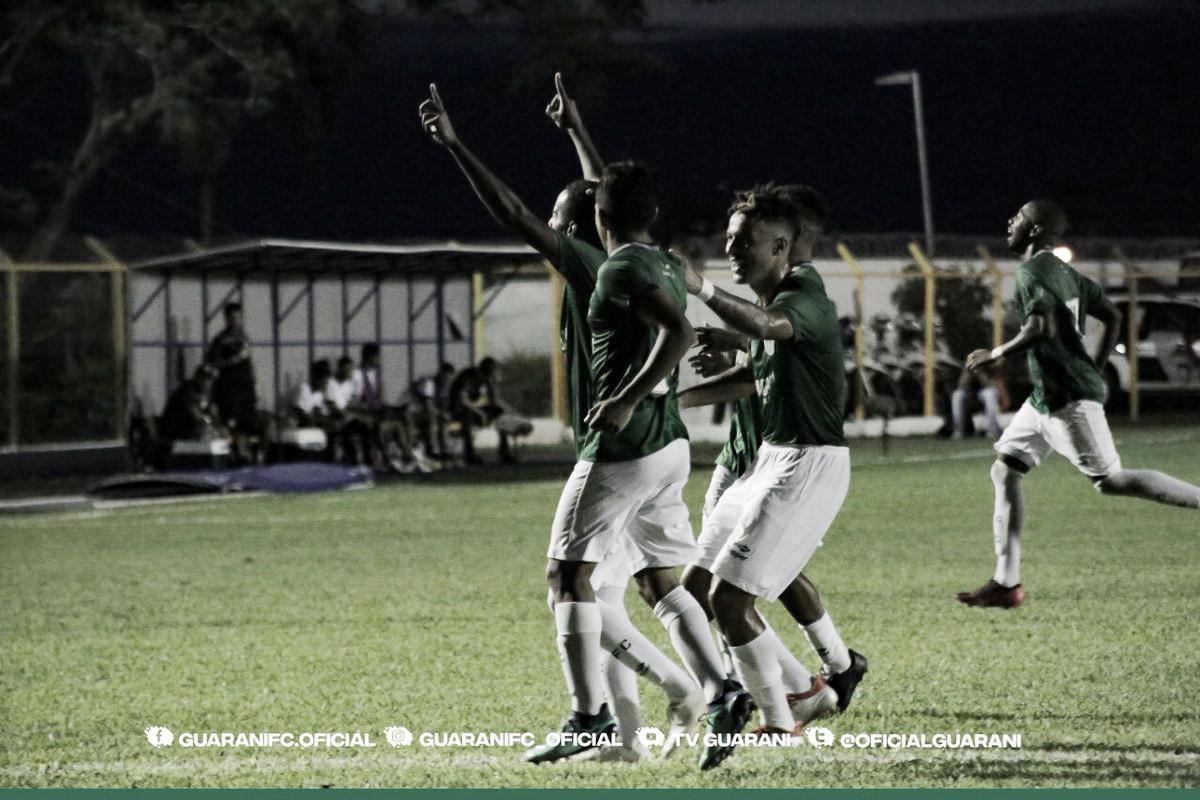 Guarani elimina Figueirense e segue às semis da Copa São Paulo