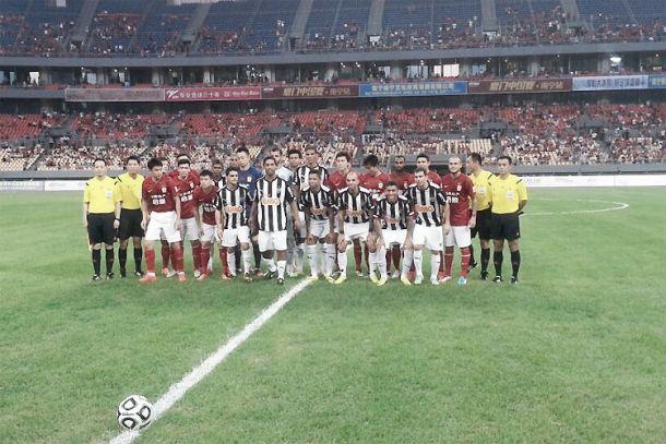 De virada, Atlético-MG supera Guangzhou Evergrande na China
