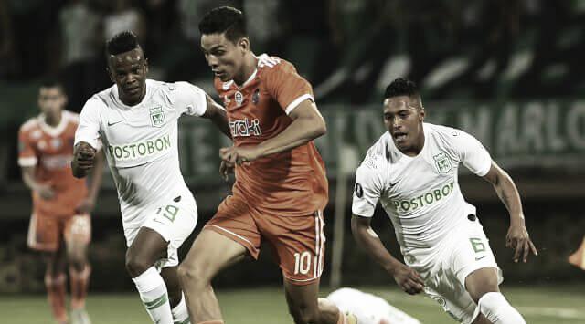 Al Atlético Nacional le faltó el gol ante Deportivo La Guaira