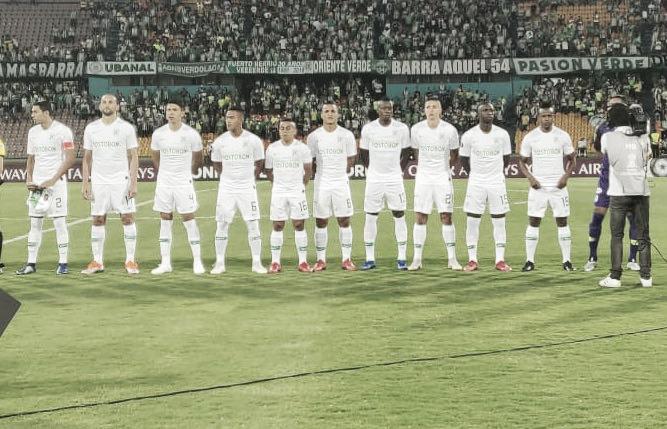 Atlético Nacional generó las opciones pero faltó el gol