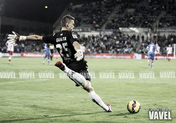 Getafe 2014/2015: Vicente Guaita