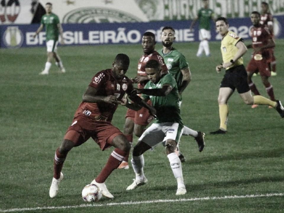 Náutico recebe Figueirense e busca engatar segunda vitória seguida