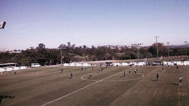 Em jogo-treino nervoso, Palmeiras tem expulsões e perde para Guarani