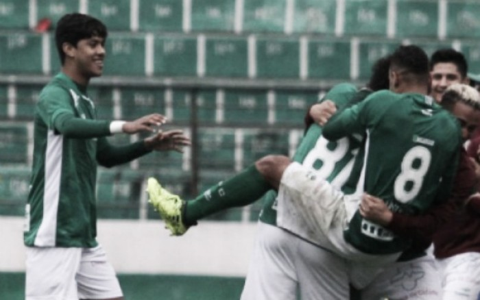 Com gols relâmpago, Guarani bate Santa Cruz e volta a vencer após sete jogos