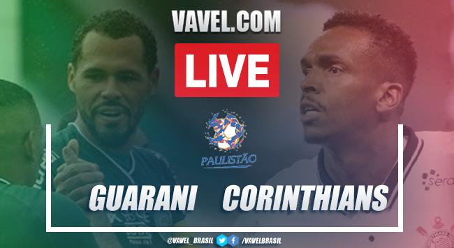 Gols e Melhores momentos de Guarani 0 x 1 Corinthians