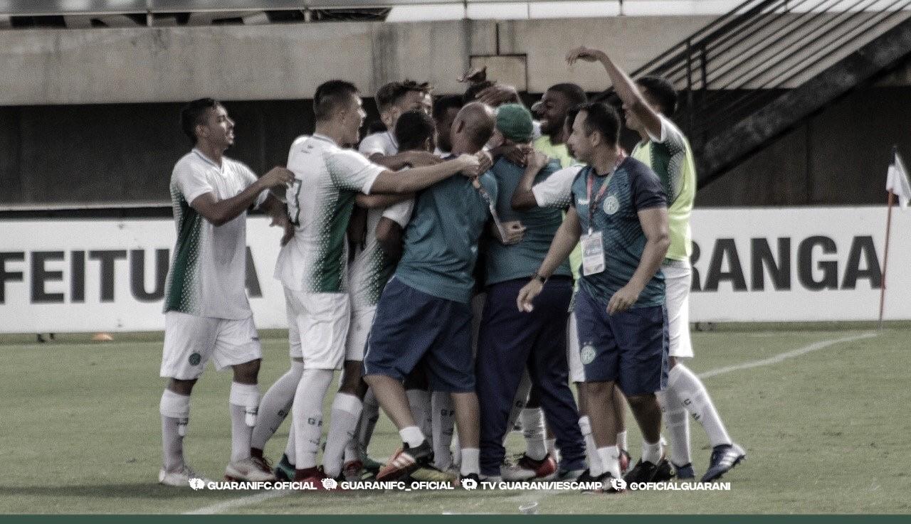 Guarani derrota Votuporanguense e se classifica para a próxima fase da Copinha