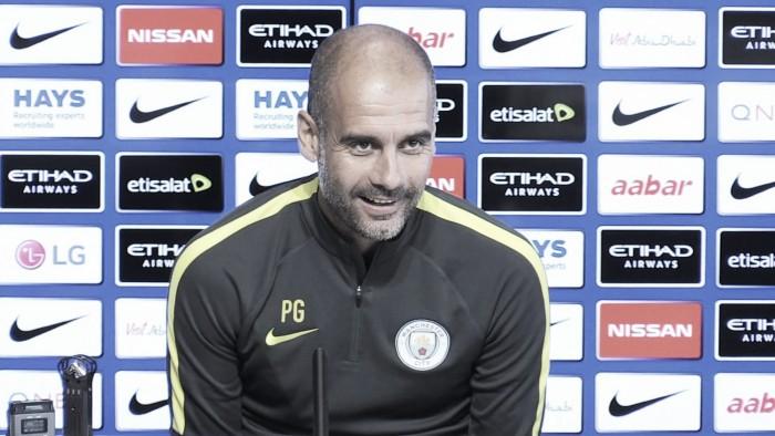 """Pep Guardiola: """"Tenemos a un superhéroe en el equipo"""""""