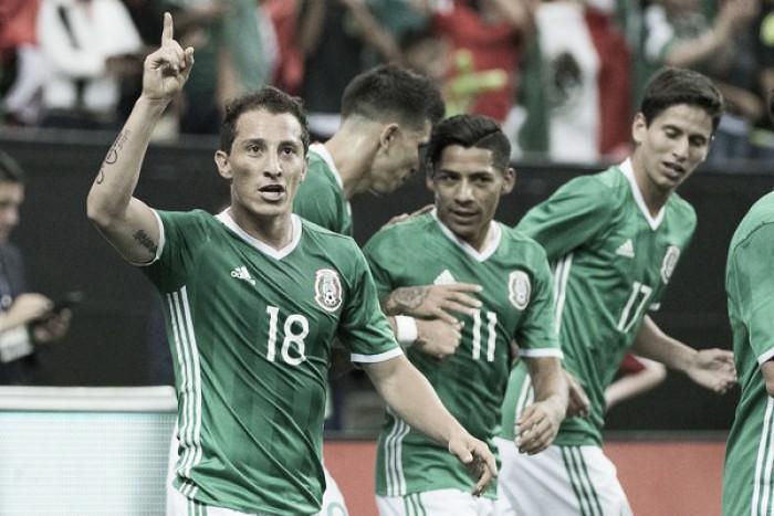 Sin despeinarse, México vence a Paraguay en amistoso