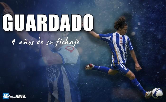 Dépor: nueve años del fichaje de Andrés Guardado