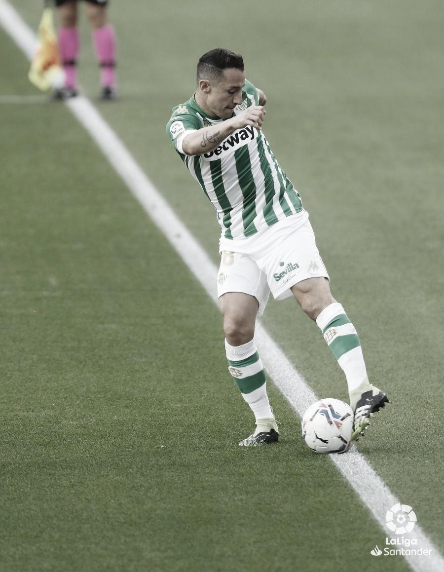 Resumen del Real Betis vs Cádiz en LaLiga 2020 (1-0)