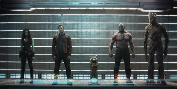 'Guardianes de la Galaxia': Óptimo cóctel de entretenimiento al estilo Marvel
