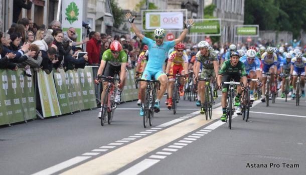 Guardini también sabe vencer en Europa