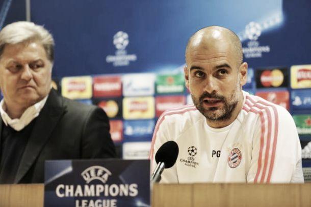 """Bayern, la voce di Guardiola: """"Non ci sono favoriti"""""""