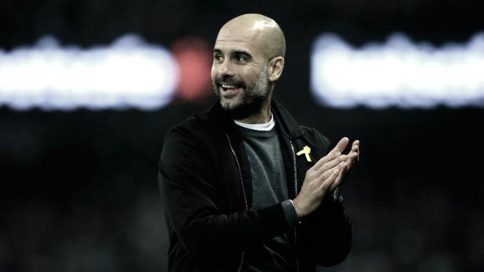 """Guardiola: """"Los árbitros deben proteger más a los jugadores"""""""
