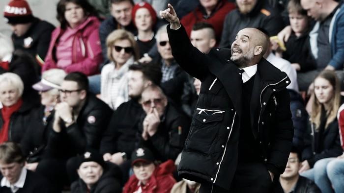 """Pep Guardiola: """"Hemos conseguido una victoria muy importante"""""""