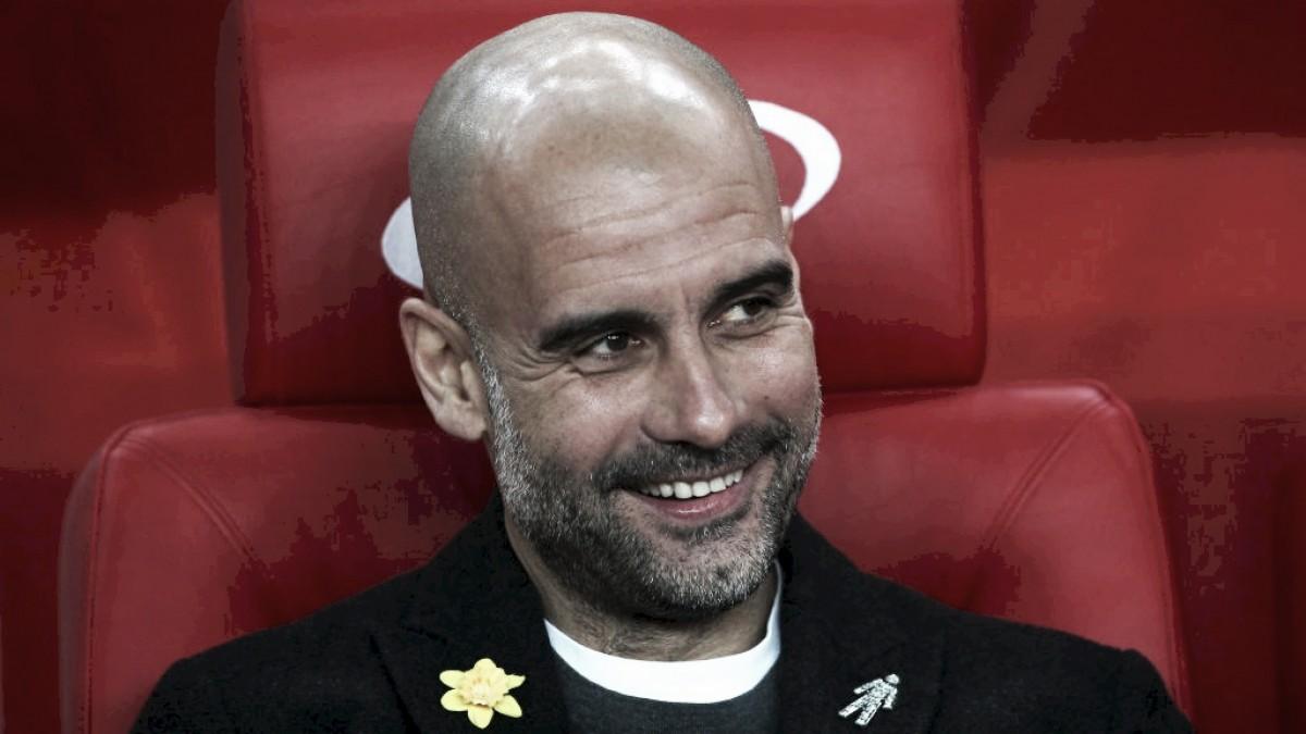 """Guardiola: """"No importa contra quién somos campeones"""""""