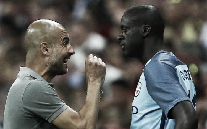 Manchester City, scontro aperto fra Pep Guardiola e l'agente di Yaya Toure
