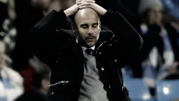 Champions League: flop City, fallimento Guardiola