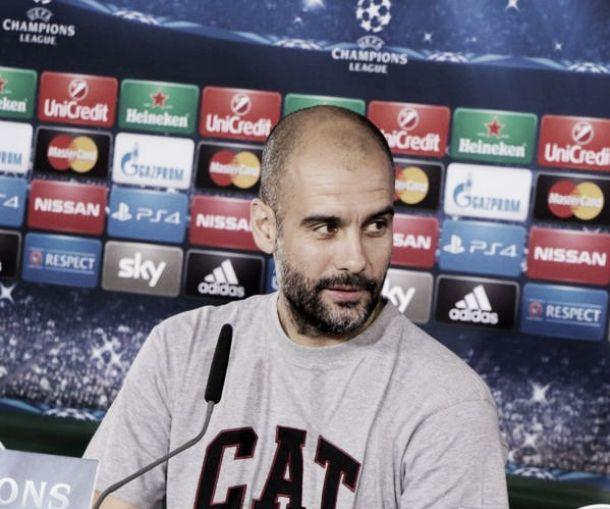 """Pep Guardiola: """"Nosotros siempre jugamos para ganar"""""""