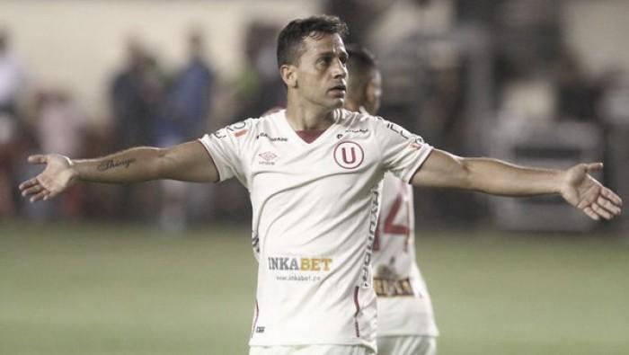 """Diego Guastavino: """"Cambiaría mis 6 goles en el campeonato por uno en el Clásico ante Alianza Lima"""""""