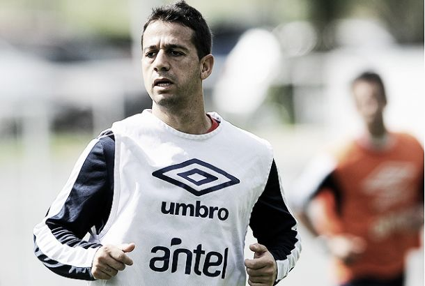 Guastavino se entrenó con Nacional