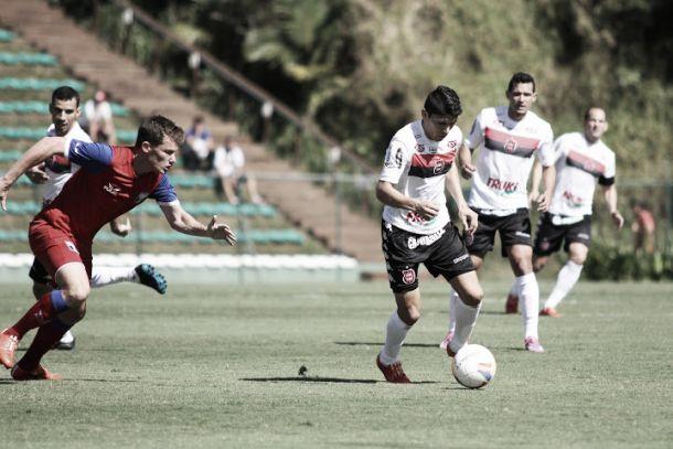 Guaratinguetá vence Brasil de Pelotas e acaba com invencibilidade do rival na Série C
