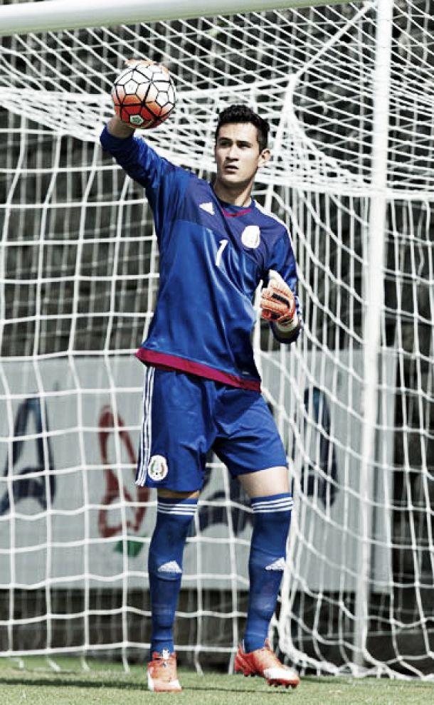 Conoce a Raúl Gudiño, portero de la Selección Nacional Sub-22