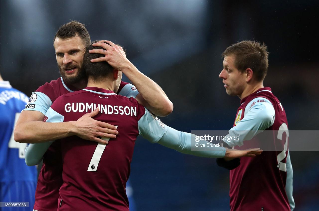 The Warm Down: Burnley salvage a point against Brighton