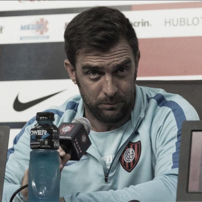 """Pablo Guede: """"Confío en mi equipo"""""""