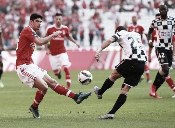 Benfica obrigado a vencer Boavista para não comer a poeira dos rivais
