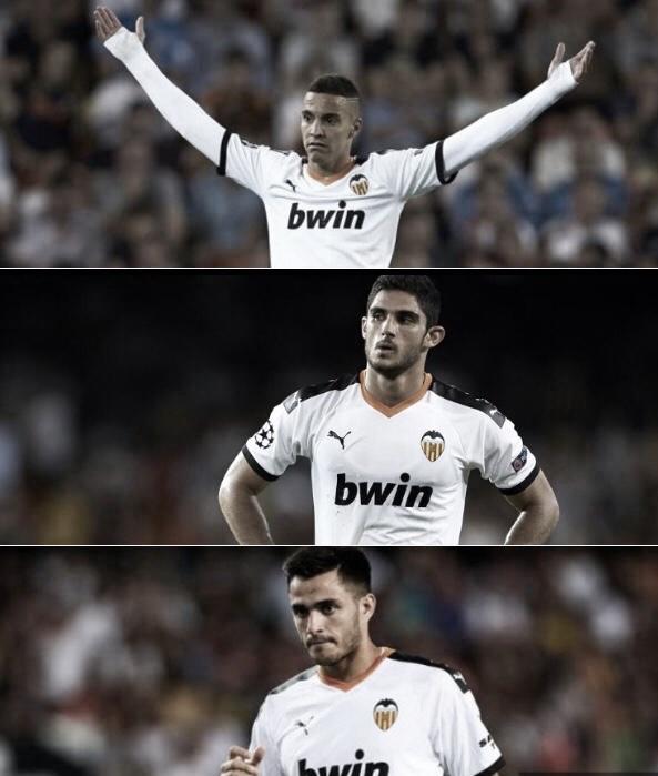 El parón trae de vuelta a Maxi, Rodrigo y Guedes
