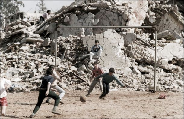 "Palestina, calcio ""politically (in)correct"""