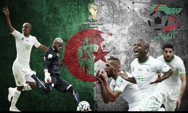 Argélia: guerreiros do deserto deixam Mundial de cabeça erguida