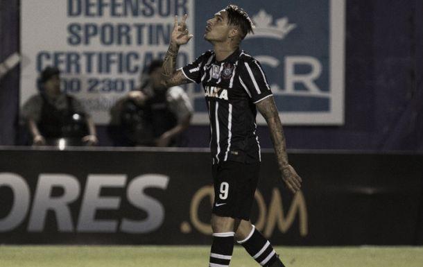 Com Guerrero de volta, Corinthians visita Guaraní no Defensores del Chaco
