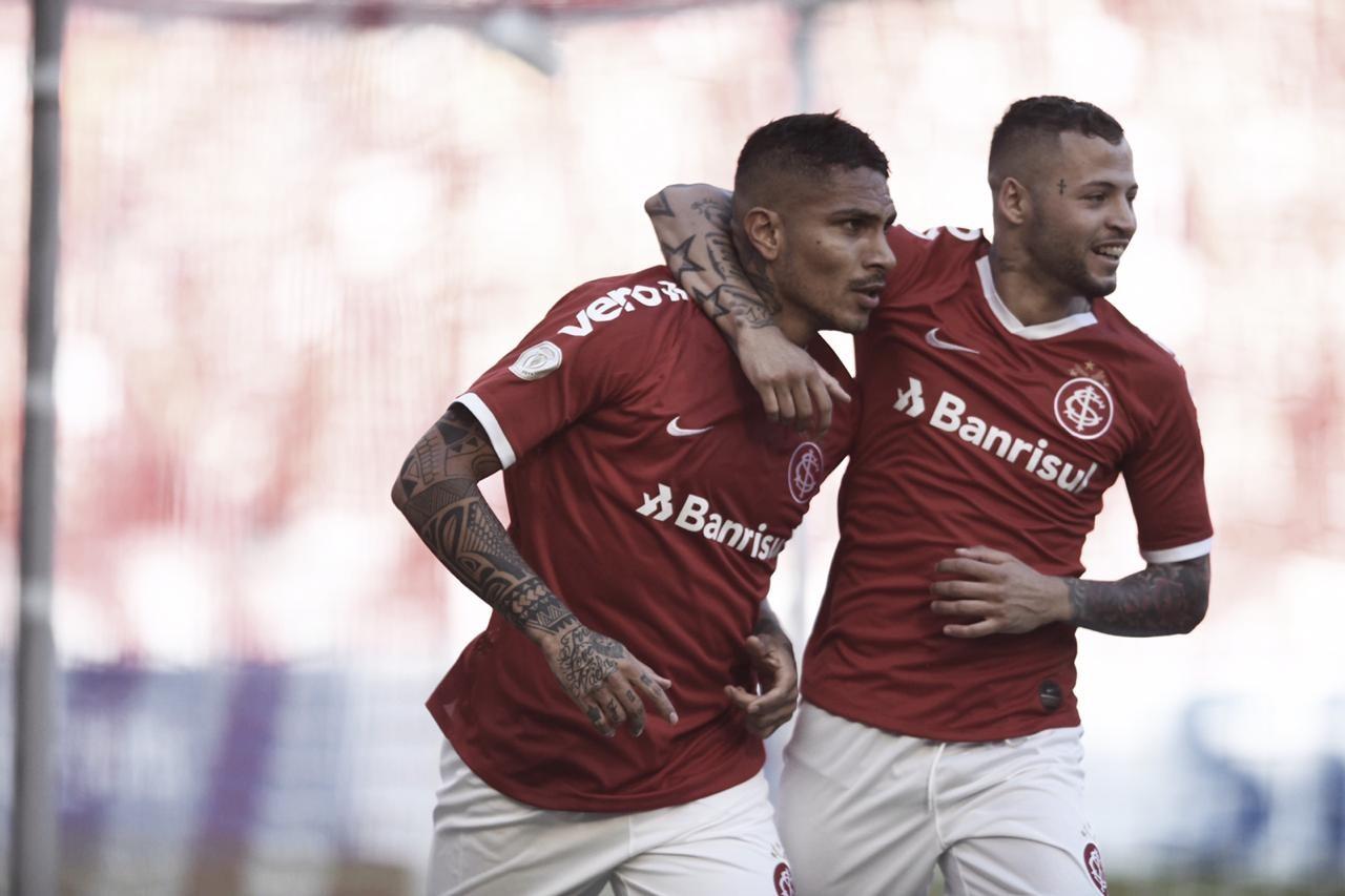 Lei do ex: Guerrero marca e Internacional derrota Flamengo no Beira-Rio
