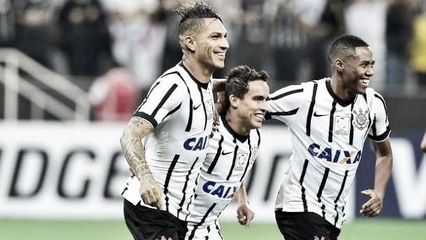 Guerrero se reencuentra con el Corinthians