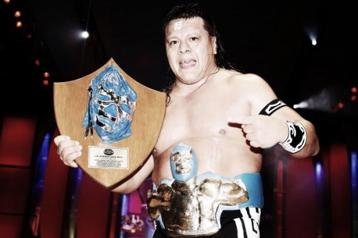 Último Guerrero gana el Torneo Leyenda Azul