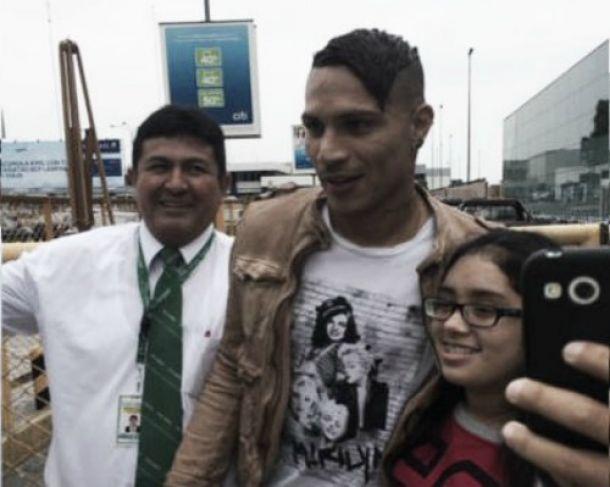 "Paolo Guerrero: ""Vengo a sumar con la selección"""
