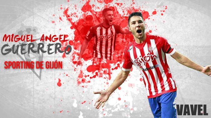 Sporting de Gijón 2015/2016: Guerrero, más sombras que luces