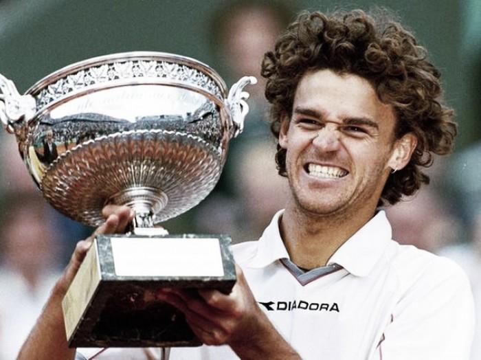 Roland Garros 2016: Guga Kuerten, um eterno campeão